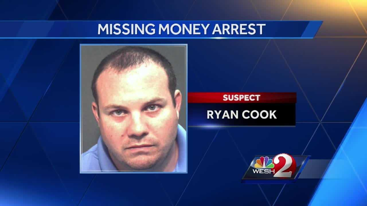 A former Wet n' Wild worker is accused of stealing nearly $500,000 and hiding it from park authorities for years. Police reports show that Ryan Cook confessed almost instantly. Chris Hush (@ChrisHushWESH) has the story.