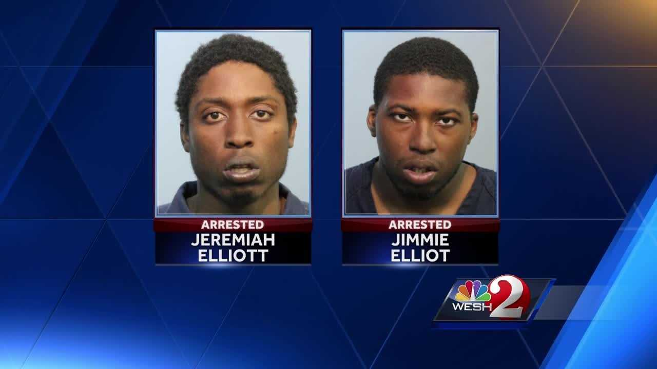 Two men have been arrested in connection with the stabbing death of a Sanford woman whose body was found Tuesday in her apartment. A woman who once lived with the accused killer spoke to WESH 2 News. Summer Knowles reports.