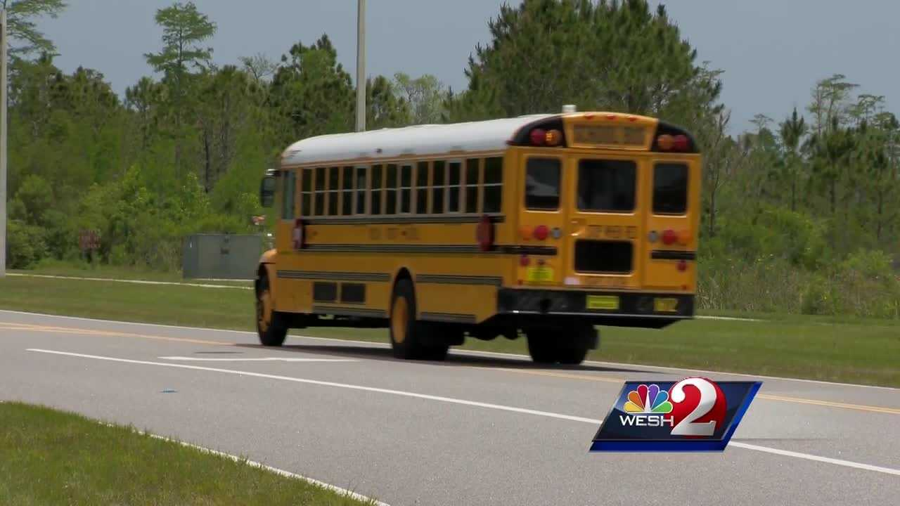 Parents at a local elementary school say a bus driver and bus attendant punished misbehaving kids by making them take a hot ride home with no air conditioning. Claire Metz (@clairemetzwesh) has the story.