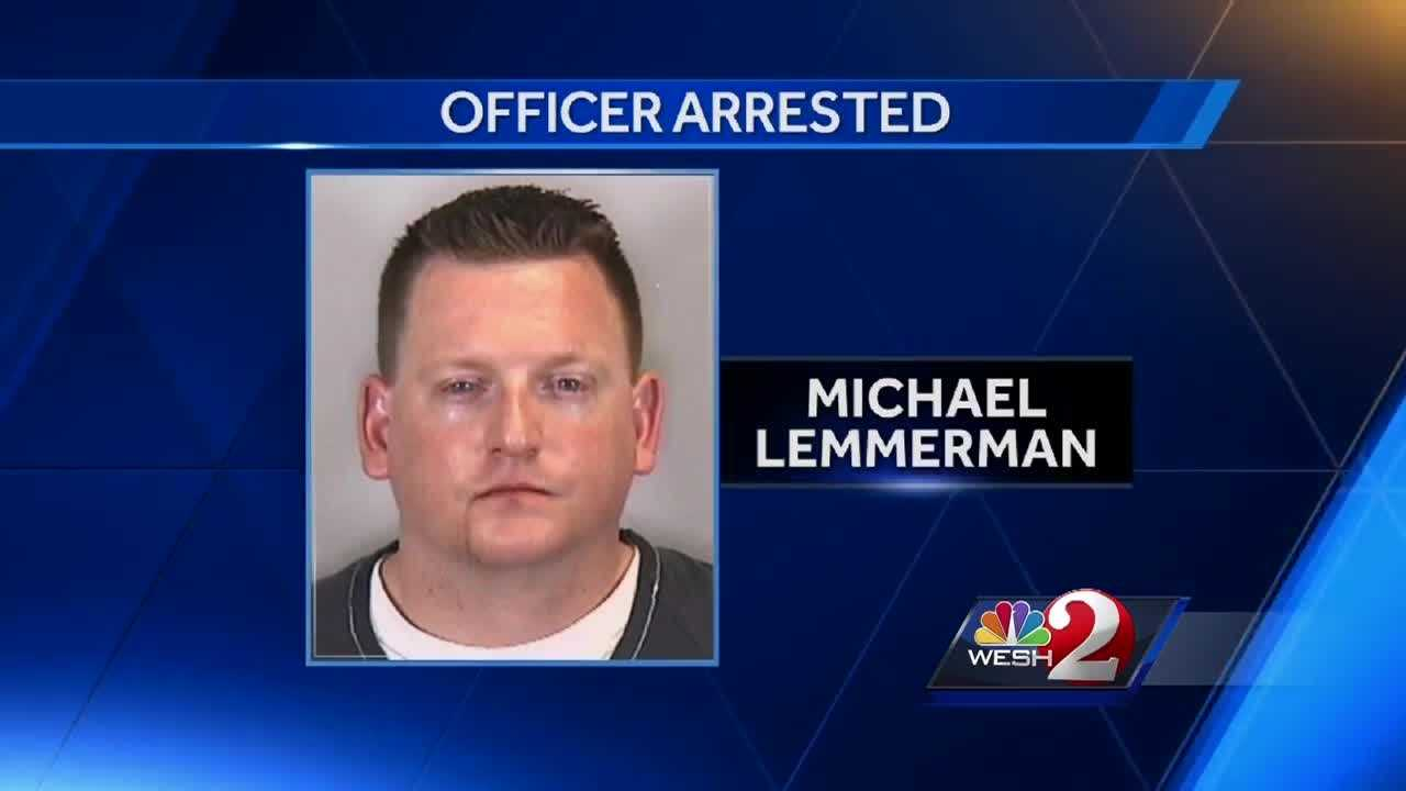 Orlando police said one of their officers has been relieved of duty after he was arrested on suspicion of driving under the influence in Manatee County over the weekend. Bob Kealing reports.