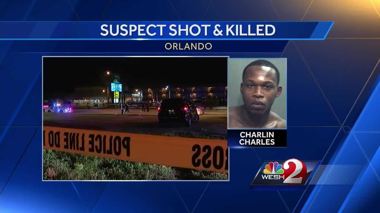 The 25-year-old man shot and killed by Orlando police officers early Sunday morning was not carrying a real gun, authorities have revealed. Jim Payne has the latest update.