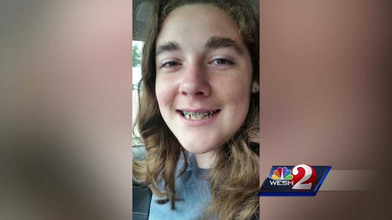 A local teen, missing for two weeks, was found safe -- and the person he was with is now in jail. Bladon Rogers, 14, and Christopher Kemp, 29, were found Tuesday in Mobile, Alabama. Chris Hush reports.