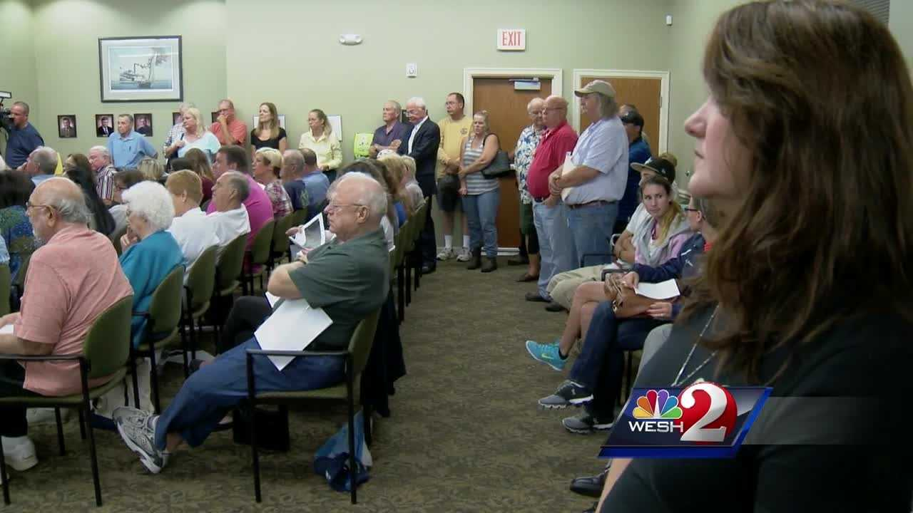 A local city council is talking about kicking the mayor out of office, and the mayor says 'no way.' Matt Lupoli brings us the latest update from DeBary.