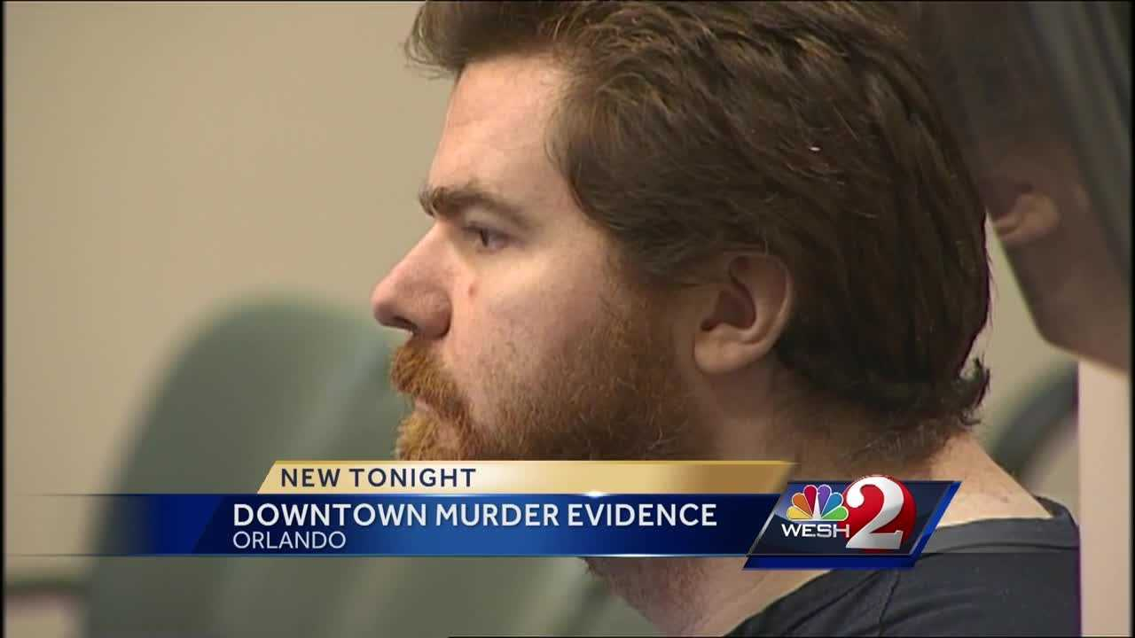 Key pieces of evidence were released Friday in a downtown Orlando high-rise murder. The security guard at Sasha Samsudean's building is accused of killing her. Summer Knowles (@WESH2SummerK) has the story.