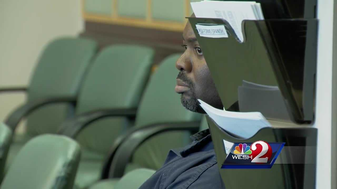 An Apopka man charged with killing a woman back in late March was back in court Wednesday. His attorney is arguing for his release. Dave McDaniel (@WESHMcDaniel) has the story.