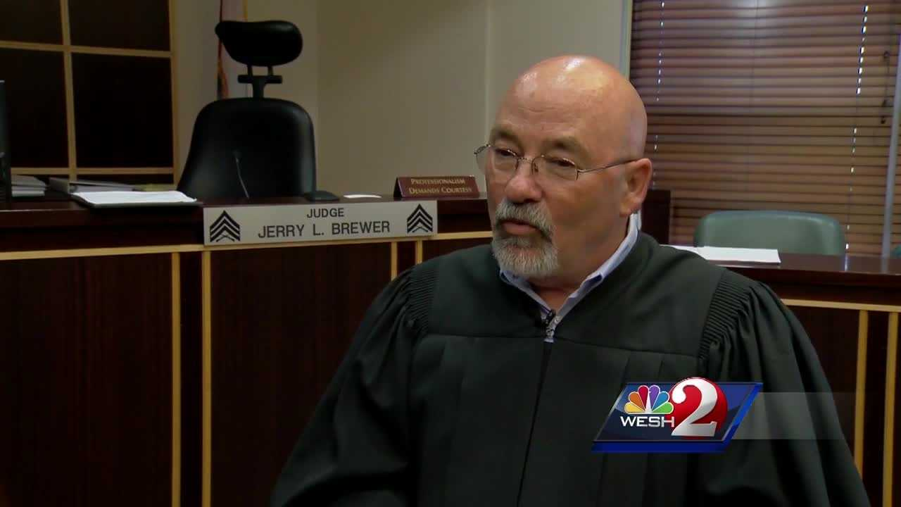 The content of his comments ranges from a suspect's appearance, to the reputation of an Orange County town. WESH 2's Amanda Ober (@AmandaOberWESH) investigates whether Judge Jerry Brewer's comments may be inappropriate.