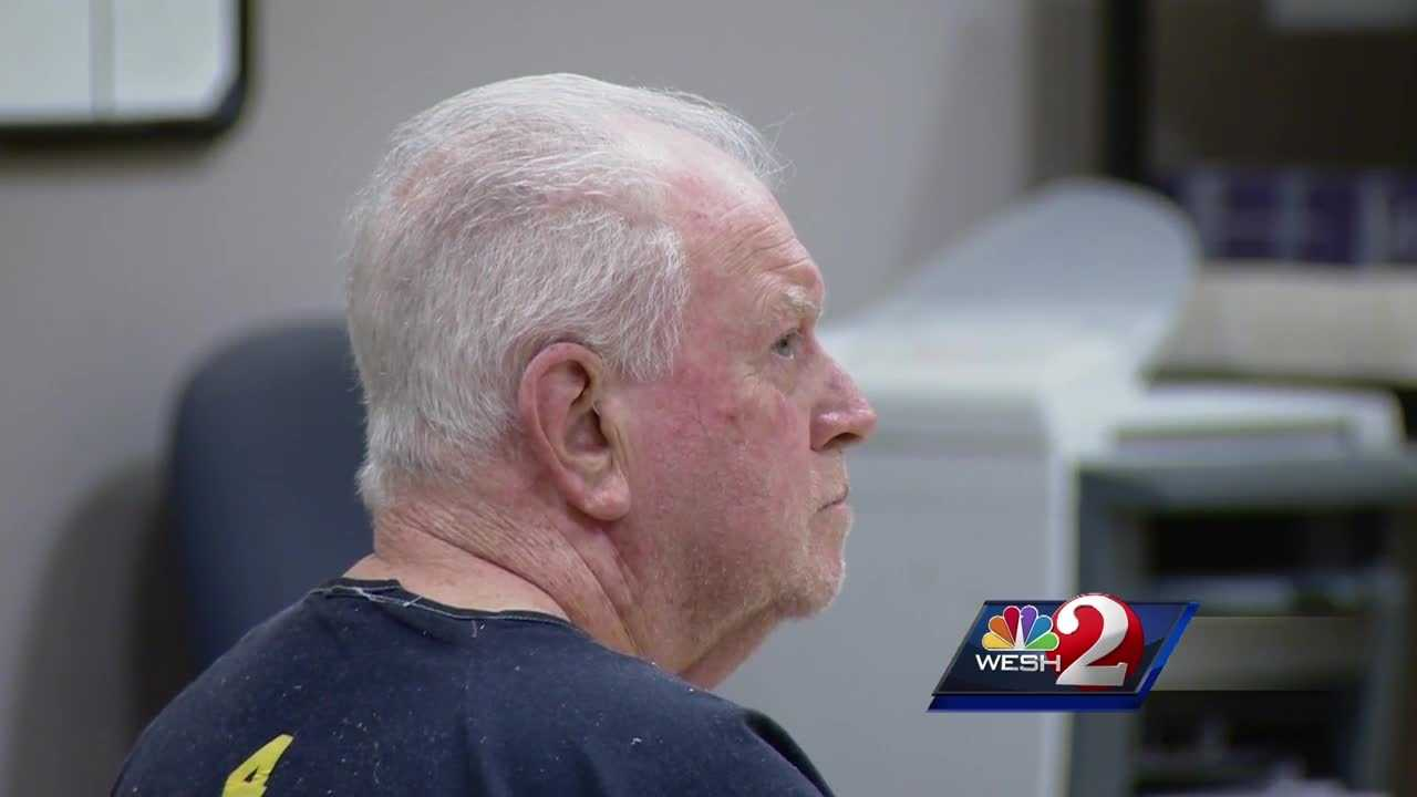 A 75-year-old drug suspect is being released from jail Tuesday after an emergency hearing was called because of his poor health.  Dan Billow (@DanBillowWESH) has the story.