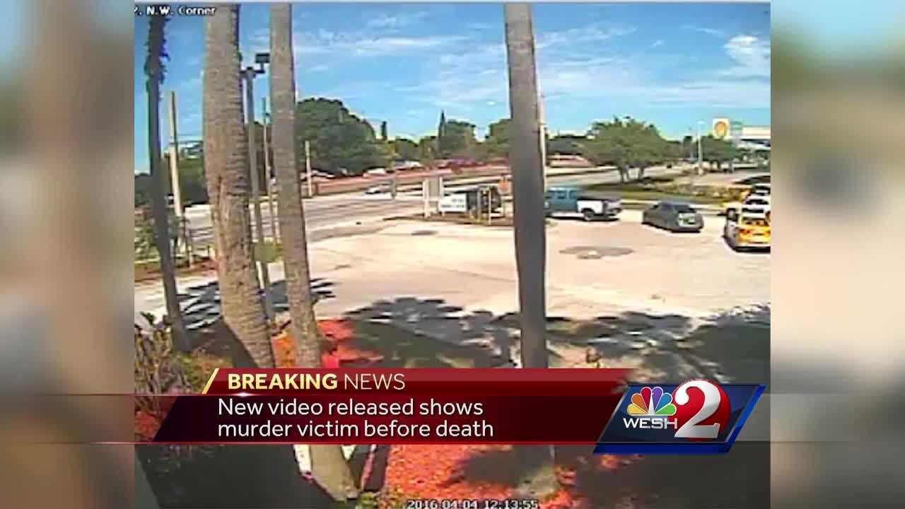 WESH 2 News is getting new details into a shocking murder of a woman in Orange County. Video just released shows Ethel Carson not far from where her dismembered body was found. Michelle Meredith reports.