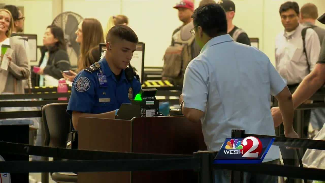 After coming under fire for long security lines at airports across the county, TSA says it is ready for the summer travel season in Orlando.