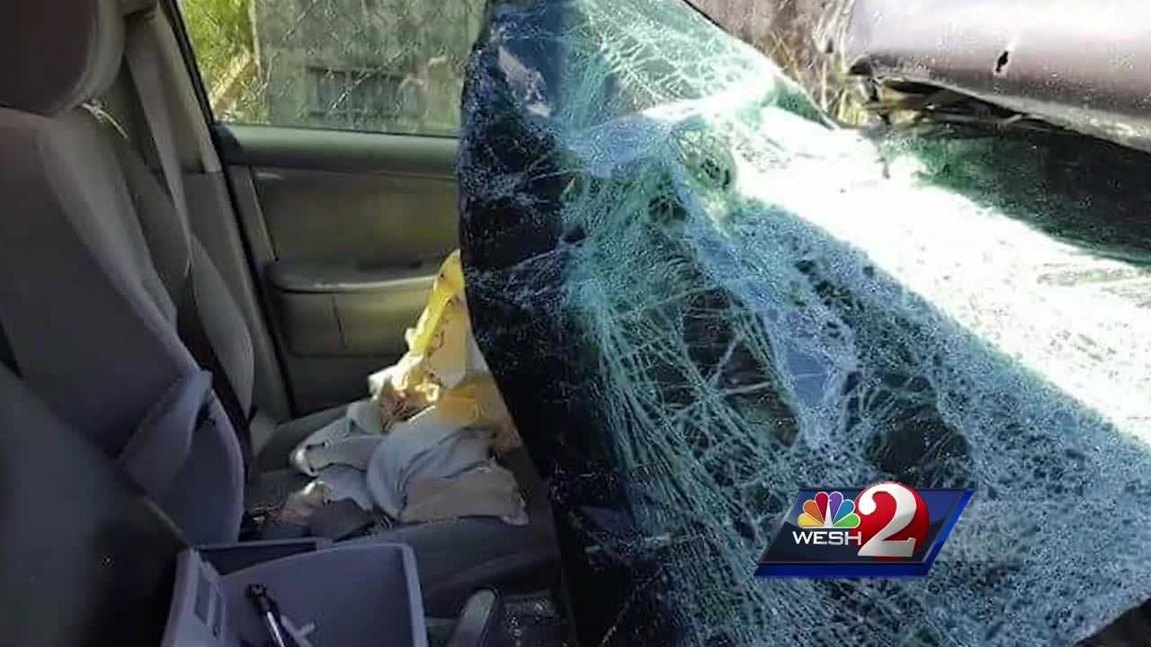 A local city official is now a person of interest in an unsolved hit-and-run crash. Troopers said his pickup truck was involved in the crash six weeks ago. Bob Kealing (@bobkealingwesh) has the story.