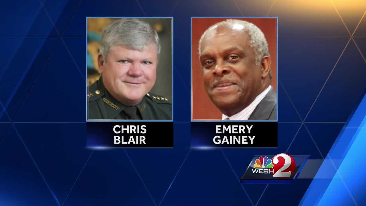 Interim Marion County Sheriff Emery Gainey is focused on keeping the trust of residents.  Gov. Rick Scott appointed him to the position after Scott signed an executive order, suspending Sheriff Chris Blair from his duties. Chris Hush explains.