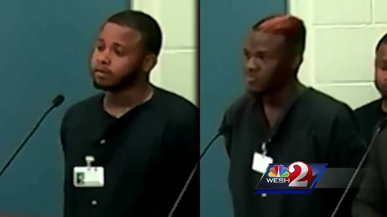 Surveillance video provided to WESH 2 News by store management at the Ocoee Best Buy shows three men Sunday afternoon coming in and going straight for the Playstation video game systems, grabbing three of them and running out. Adrian Whitsett has the latest update.