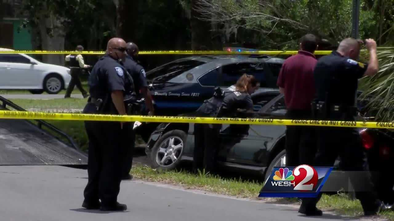 Sanford police are investigating a shooting Tuesday afternoon. Authorities said the shooting happened in the area around West 20th Street and Airport Boulevard, just northeast of State Road 417 and H.E. Thomas Jr. Parkway. Greg Fox reports.