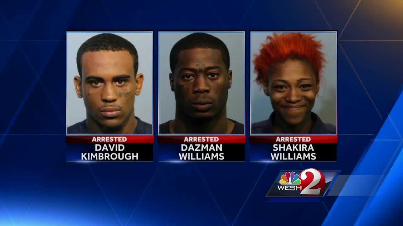New information was released on a deadly shooting, chase and crash in Seminole County. When things ended, three people were arrested. Adrian Whitsett reports.