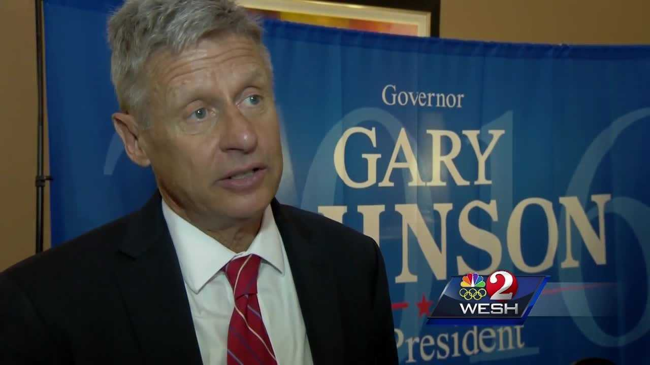 The deep unpopularity of both Donald Trump and Hillary Clinton has led to an unprecedented level of excitement at the Libertarian Party's presidential nominating convention in Orlando this year.