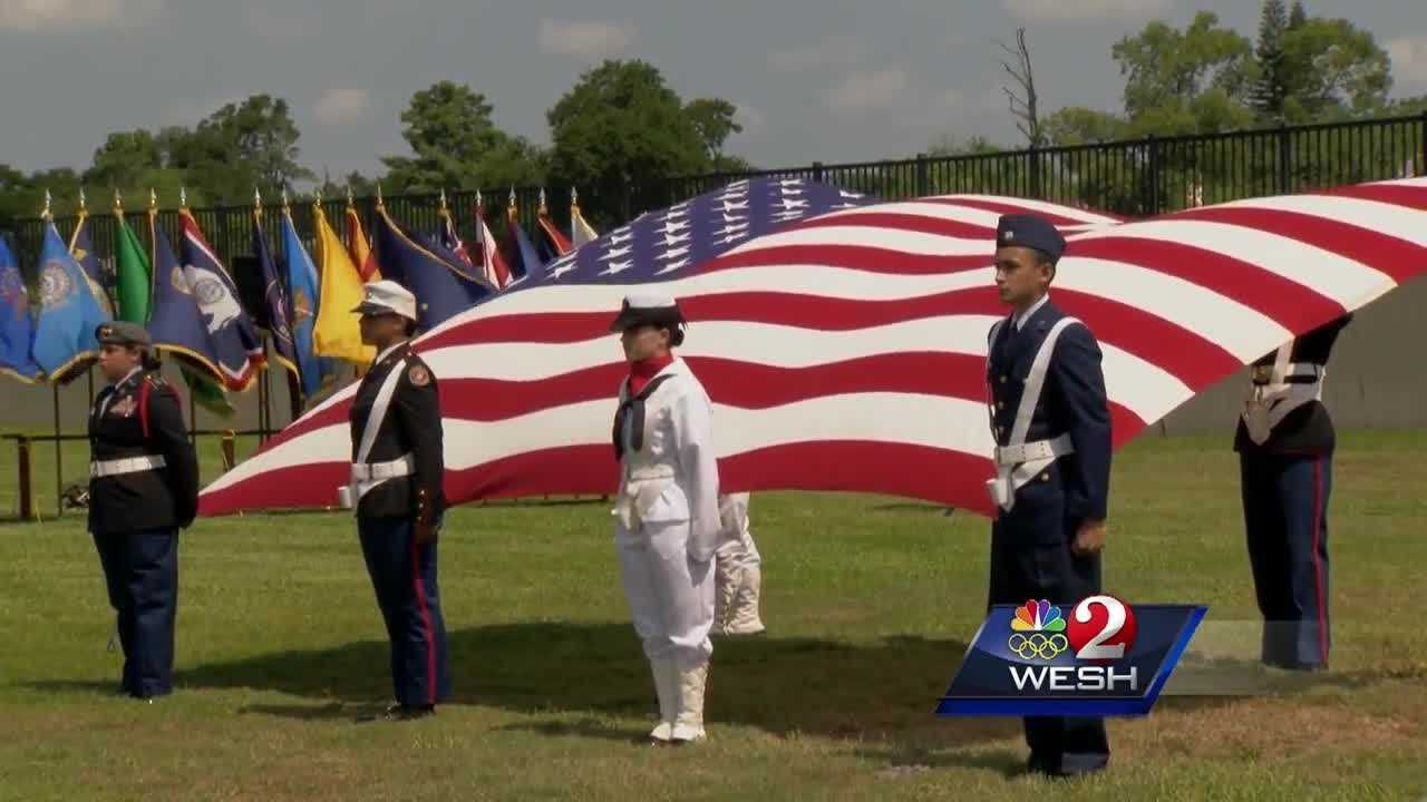 WESH 2's Adrian Whitsett, a veteran himself, talked with family members of people killed in combat about why Memorial Day is so important, not just for them, but for America.