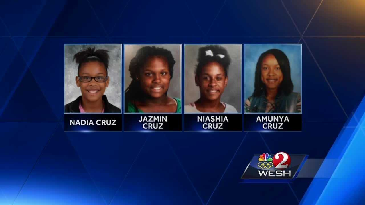 Three schools in Lake County are mourning the loss of four sisters killed in a crash on I-95 near Titusville. Gail Paschall-Brown has the latest update.