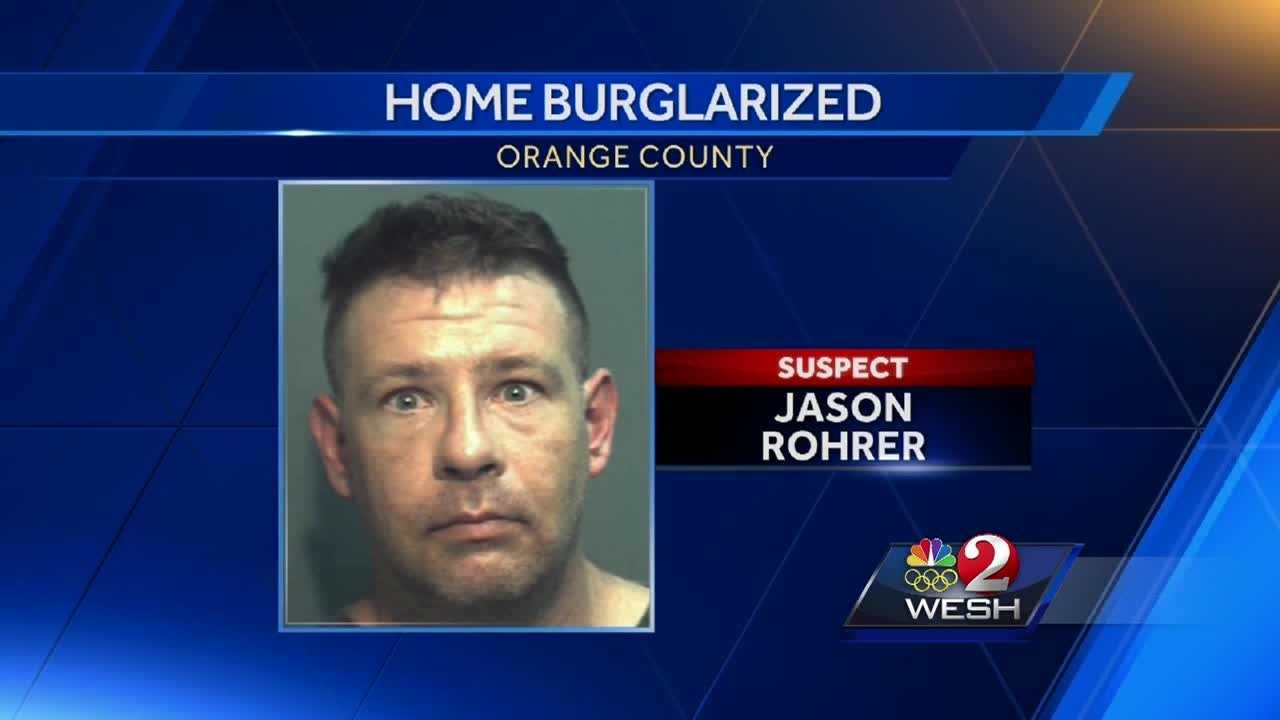 Authorities are back on the scene of a murder that happened Monday. The woman who was murdered inside the home died during a burglary, officials said. Amanda Ober reports.