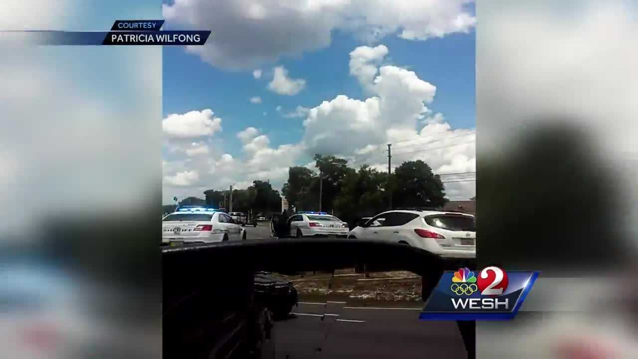 New video shows deputies using deadly force. WESH 2 News is hearing from the couple who witnessed the incident. Chris Hush reports.