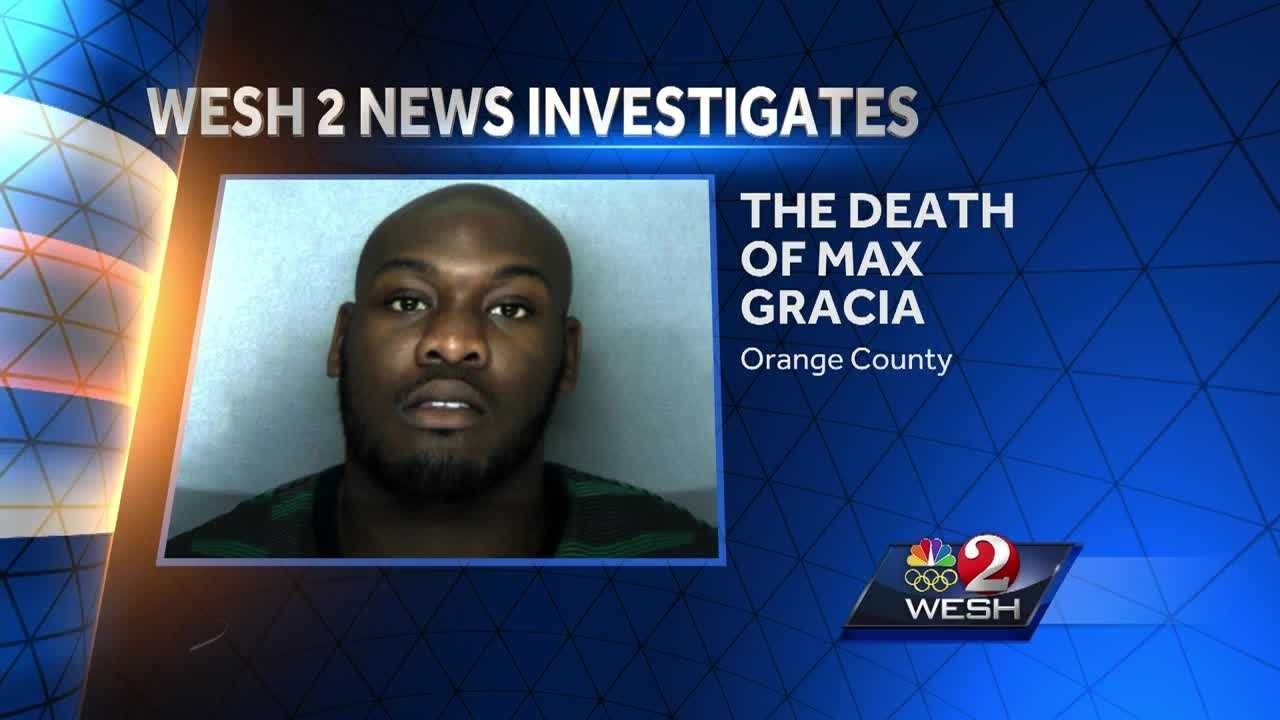 WESH 2 News is investigating the jailhouse death of an Orange County man. According to jail records obtained by WESH 2 Investigates, Max Gracia, 22, was unable to get up from his bed and take his medication the night before he died. Matt Grant reports.