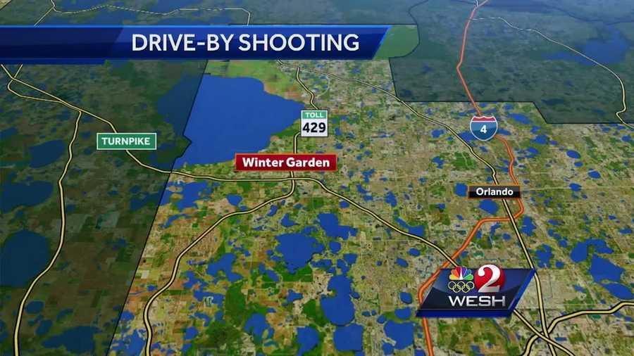 Man hospitalized in Winter Garden shooting