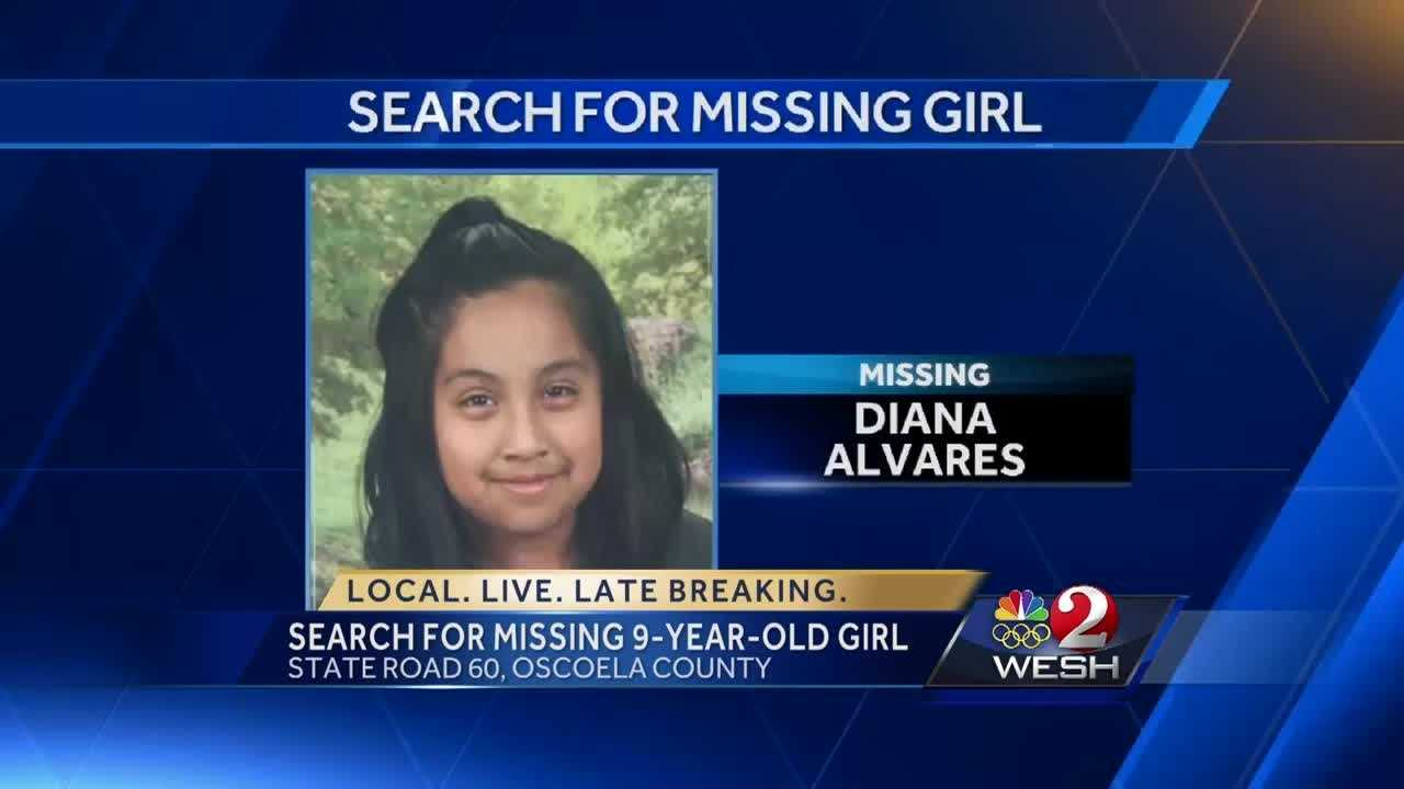 Osceola County deputies are searching for a missing Fort Myers girl who is the subject of an Amber Alert. Gail Paschall-Brown (@gpbwesh) has the story.