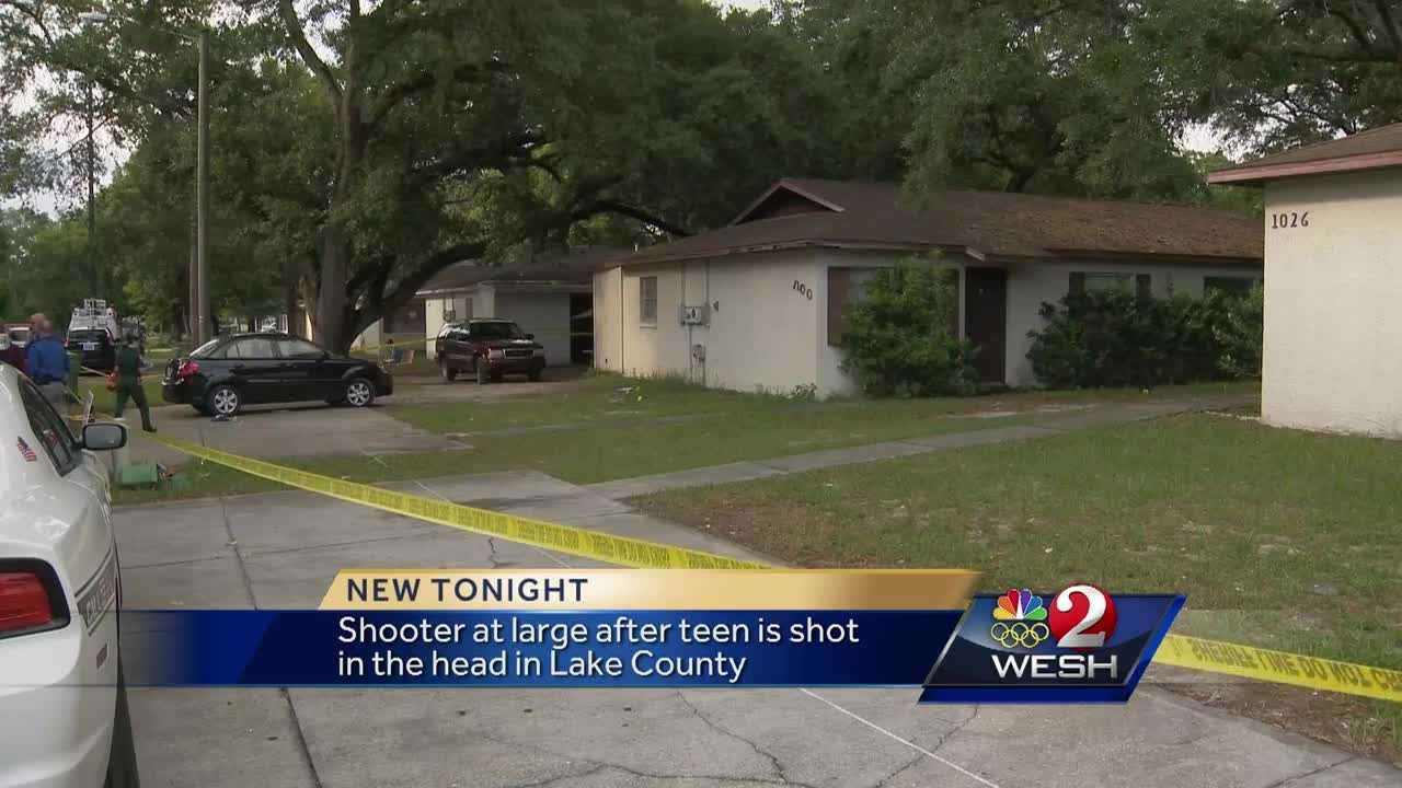 Leesburg police are investigating a shooting that left an 18-year-old man with life-threatening injuries. It happened Tuesday afternoon outside a local apartment complex. Chris Hush reports.