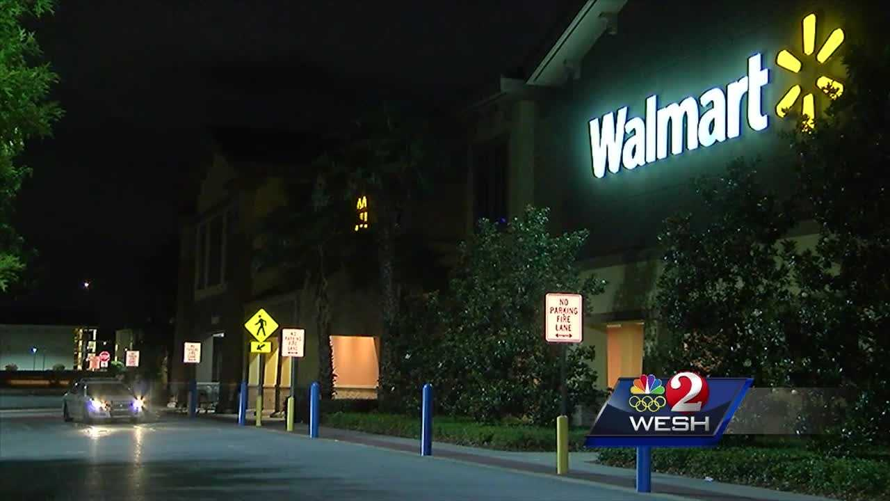 Back-to-back scares force shoppers out of a local Walmart.