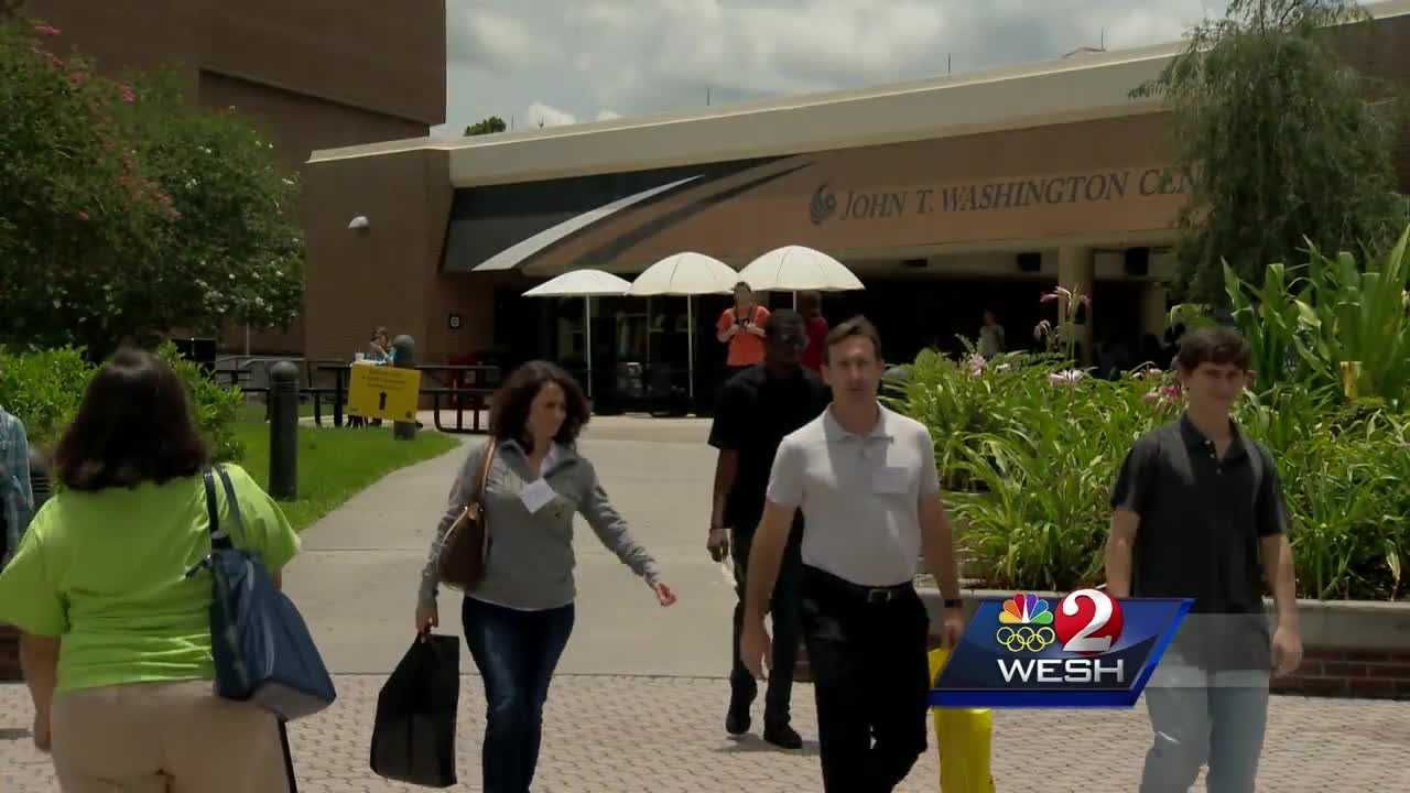 WESH 2 News is taking a look at how many cases of sexual assault have been reported on local college campuses and what's being done to stop it. Amanda Crawford reports.