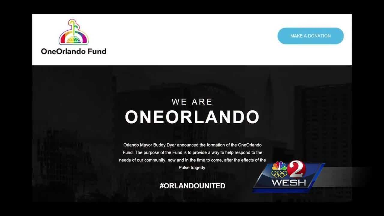 Official: OneOrlando Fund will be distributed to local nonprofits