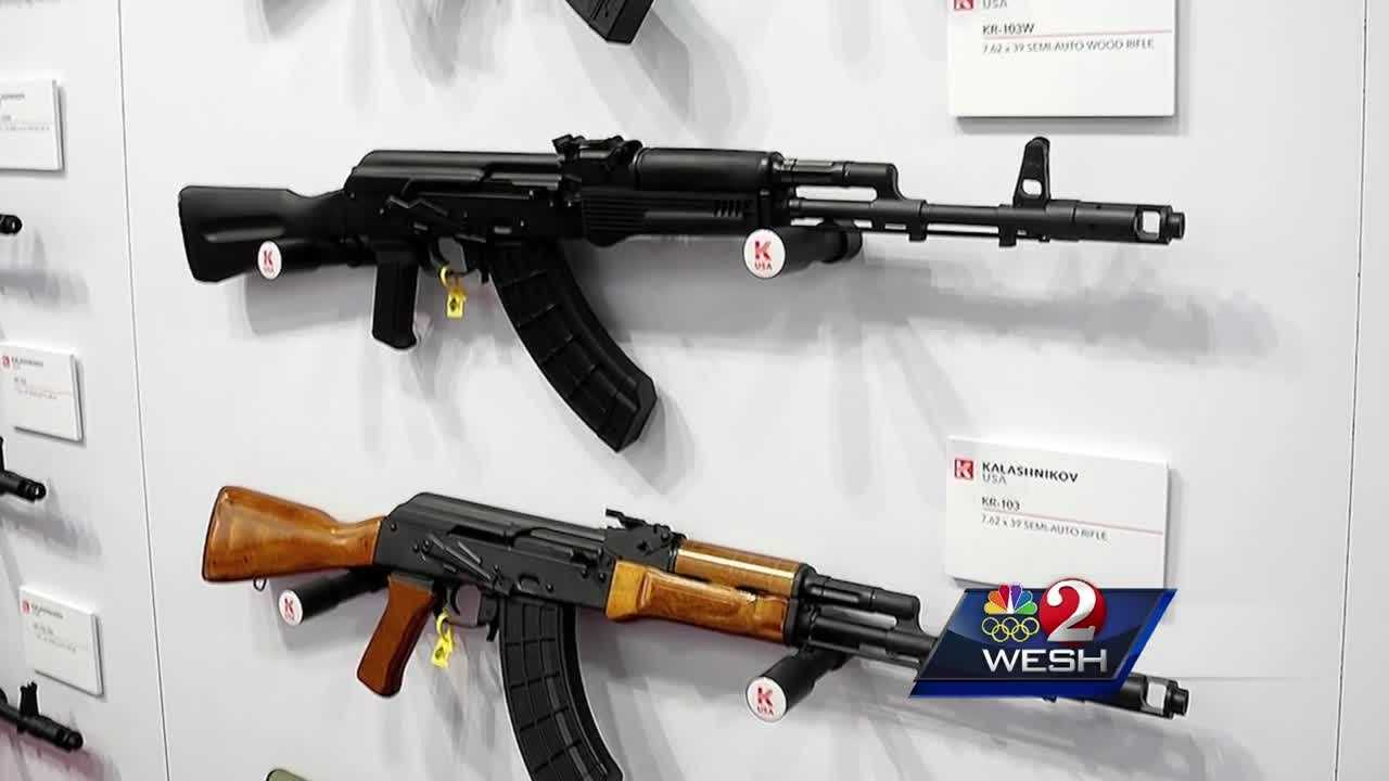 A new poll shows growing public pressure on politicians to revisit the highly debated issue of gun reform. Greg Fox (@GregFoxWESH) has the story.