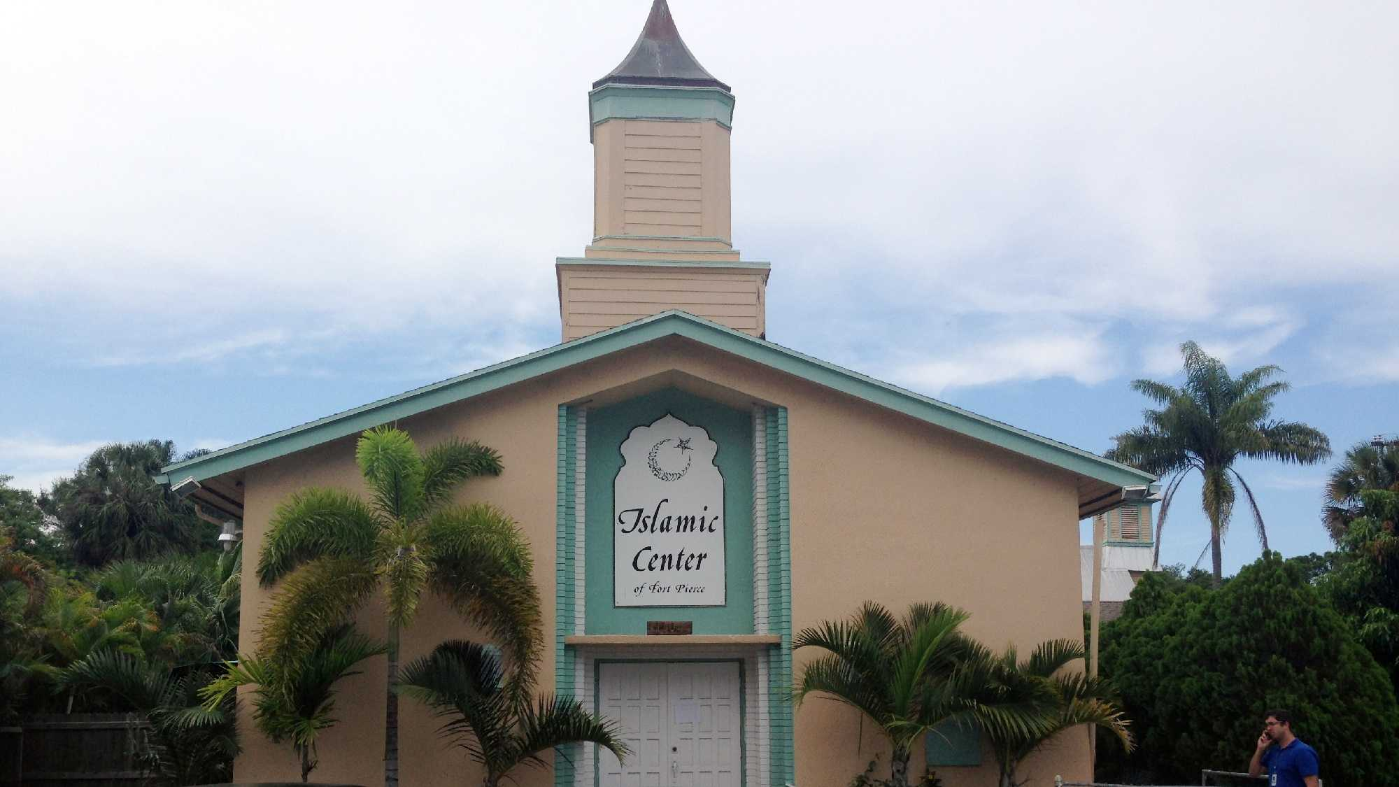 The Islamic Center of Fort Pierce, Fla., is seen in Fort Pierce, Fla., Sunday, June 12, 2016.