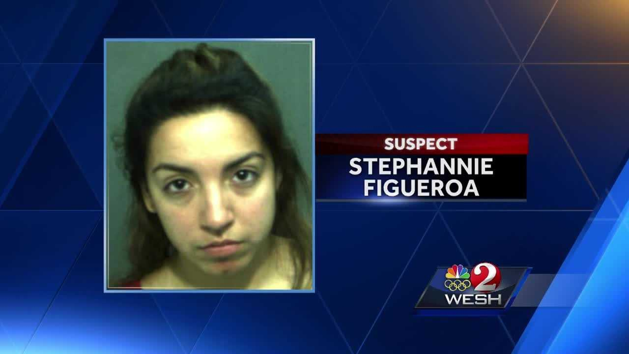 Stephanie Figueroa is charged with attempted lewd or lascivious behavior and other charges for the way she acted with the boy in her class, WESH 2 News has learned. Summer Knowles explains.