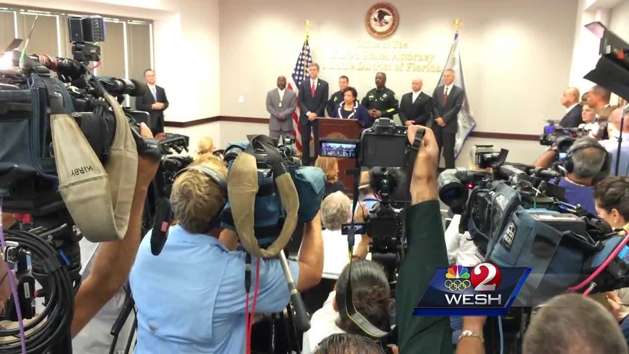 The nation's highest law enforcement officer was in Orlando Tuesday as police and federal agents dig deeper into the Pulse nightclub investigation.