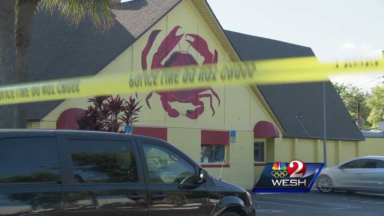 Police in Daytona Beach are investigating a gun battle that happened outside a restaurant late Monday night. Adrian Whitsett has the latest report.