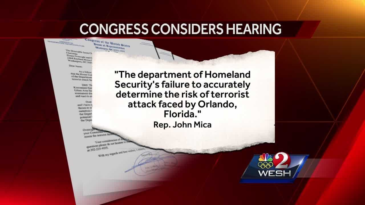 Congress considers hearing about FBI handling of Omar Mateen