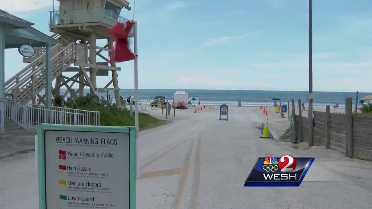 Officials and safety management teams are gearing up for Independence Day weekend in Daytona Beach. Claire Metz has details on safety precautions and beach driving.
