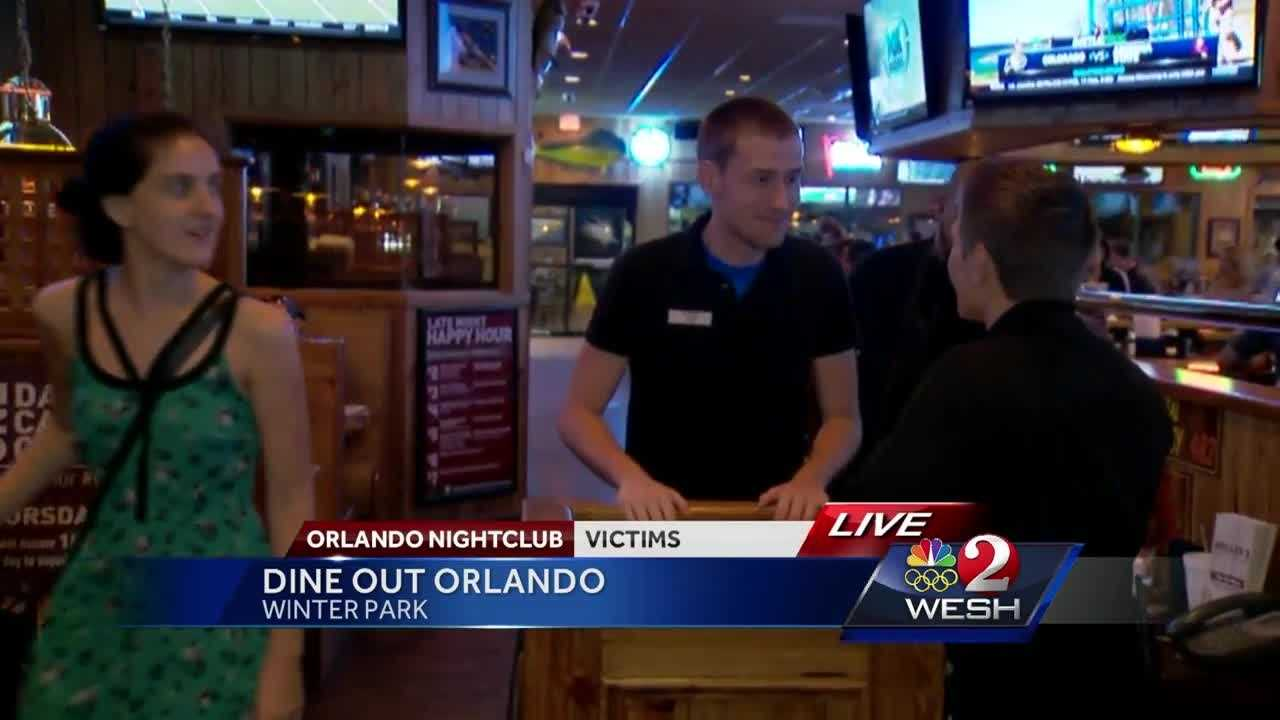 Dine Out for Orlando United benefits OneOrlando Fund