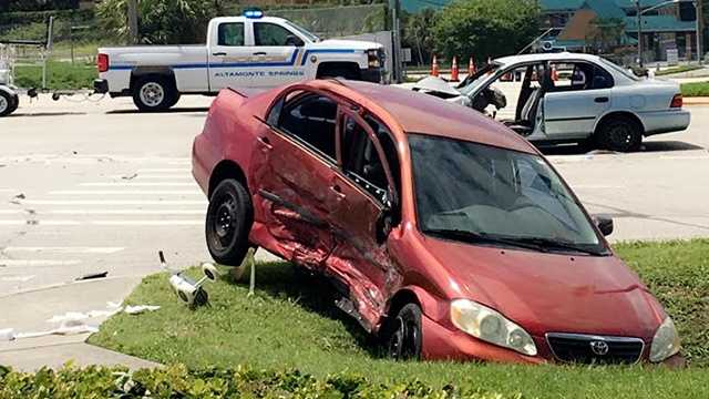 2 critically injured in crash hours before Red, Hot and Boom