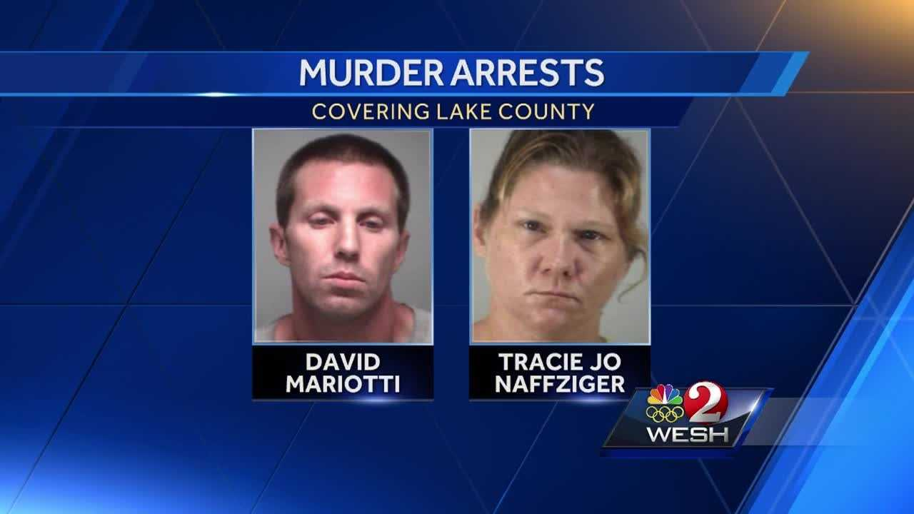 Police in Leesburg have arrested two people in the murder of an elderly woman and they believe they now know where to recover her body.