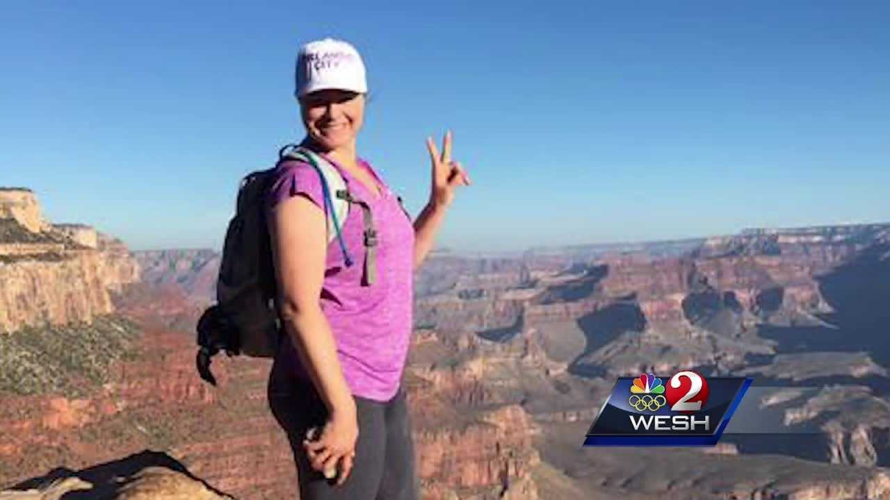 An Orlando woman's life is cut short after a trip to the Grand Canyon ends in a tragic accident.