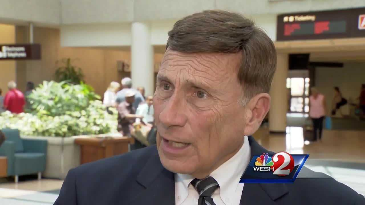 Rep. John Mica calls for a hearing to find out why Orlando has been denied funding for a Homeland Security program two years in a row.