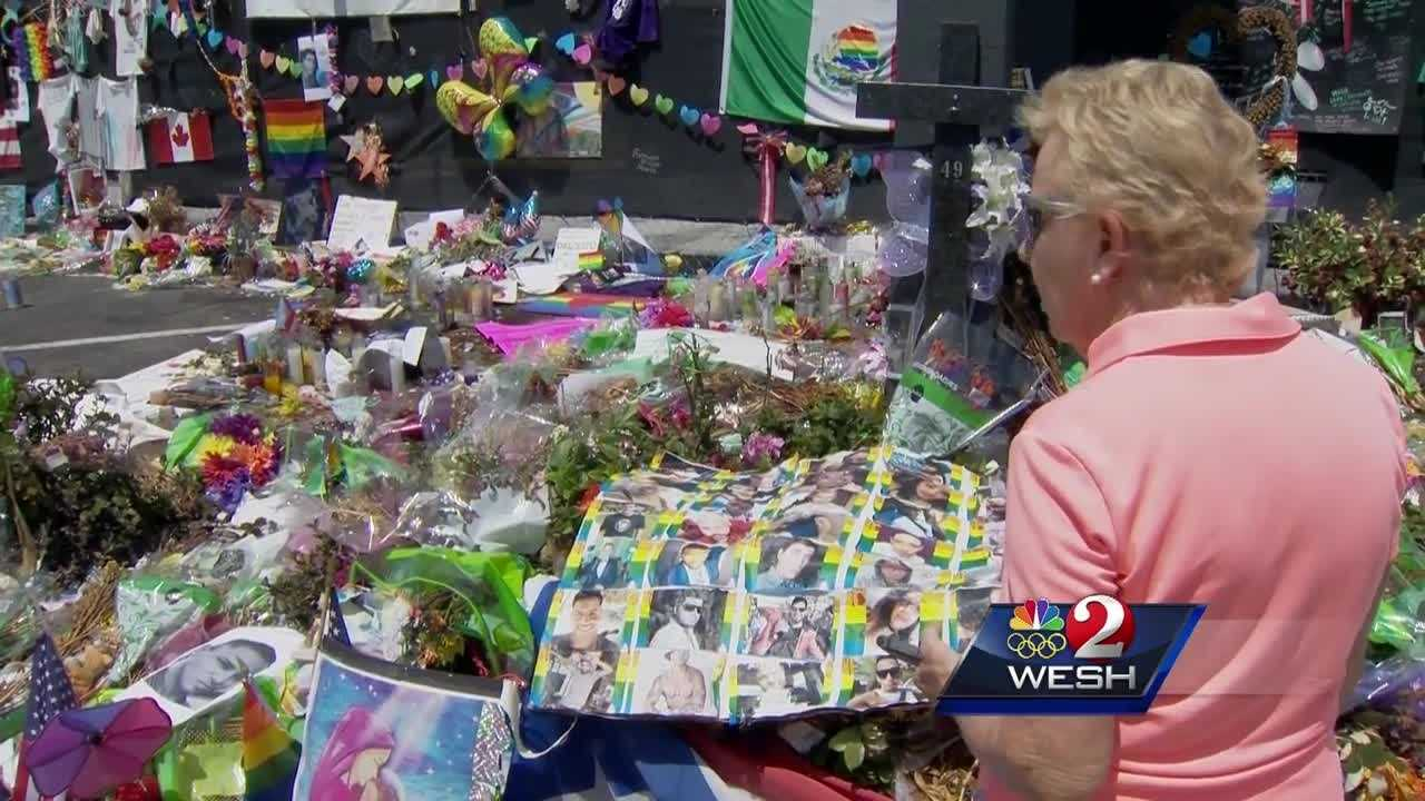One month after the tragedy at Pulse nightclub, doctors said the loss is still too horrific for some people to comprehend. Amanda Crawford reports.