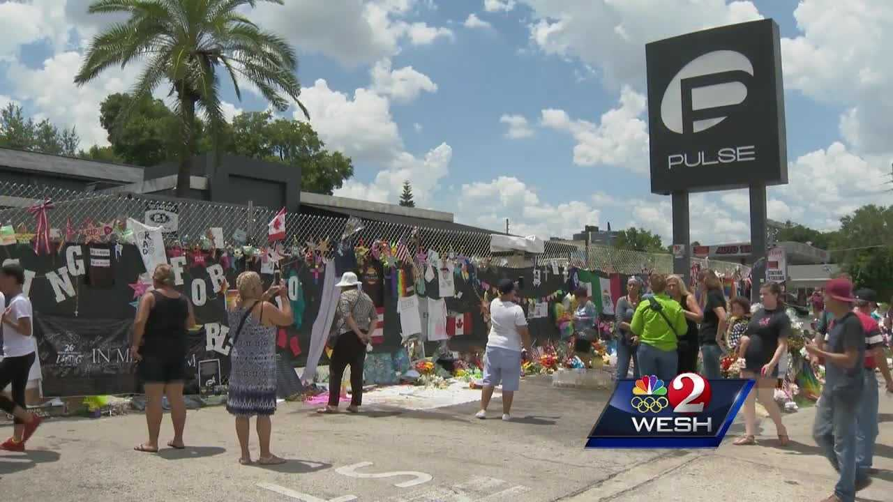 After a month-long crime scene cleared Wednesday, the future of Pulse nightclub is unclear as many still grapple with the pain of what happened there.  Matt Lupoli has the story.
