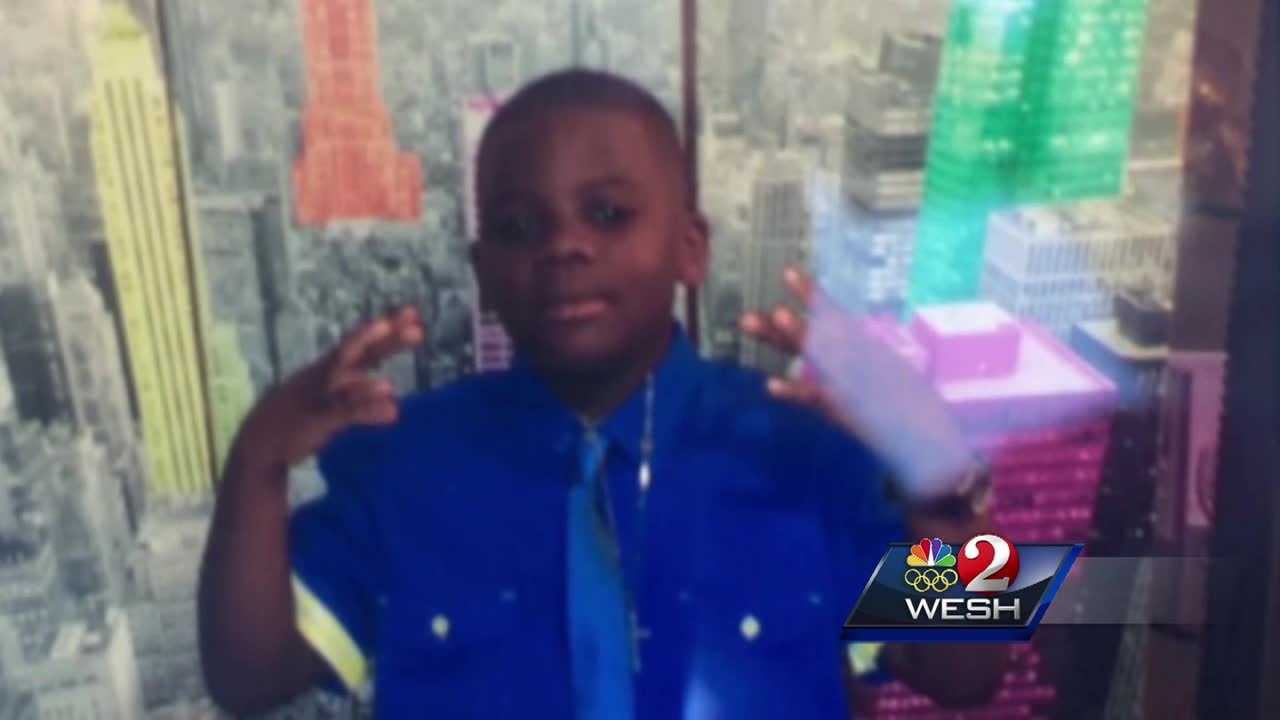 New details were released in the accidental shooting death of an 8-year-old boy. The child shot himself on Friday and died as a result of his injuries. Bob Kealing reports.