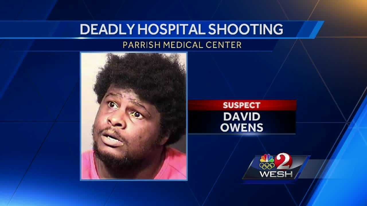 img-Man charged in deadly shooting at Titusville hospital