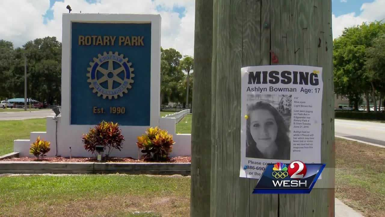 The search for Ashlynn Bowman, a local teenager who has been missing for more than a month, ended Wednesday afternoon.