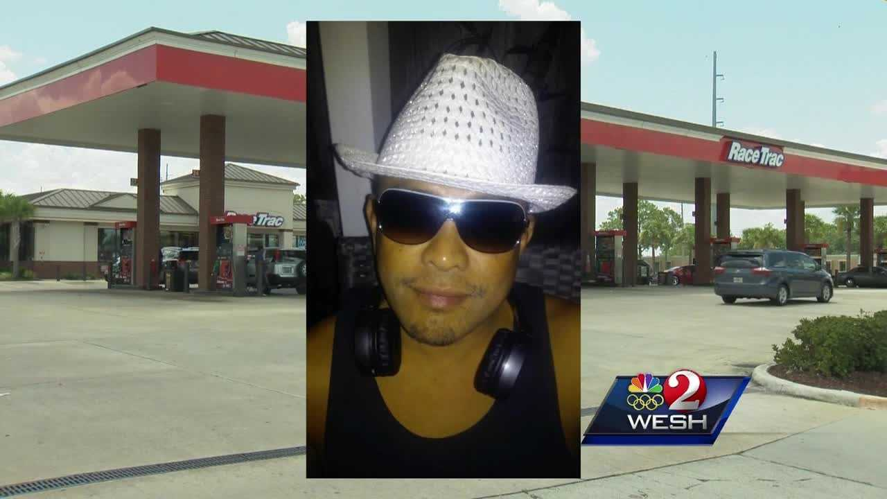 A Central Florida man says he is appalled after his friend died in the parking lot of a convenience store, and nobody noticed his body.