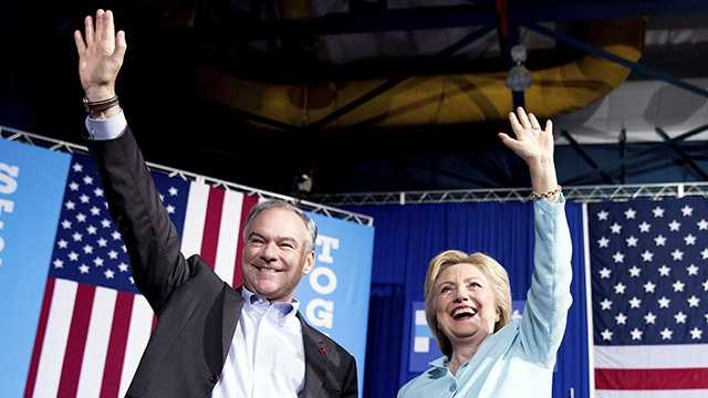 Tim Kaine to campaign in Daytona Beach