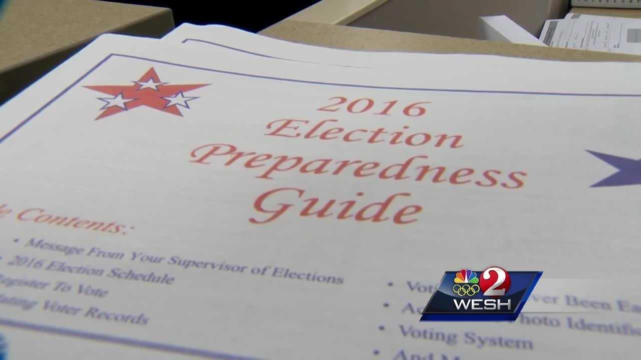 Volusia County in political spotlight